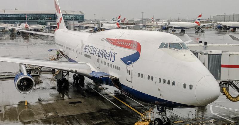 Since 2015 British Airways has received £20 million.