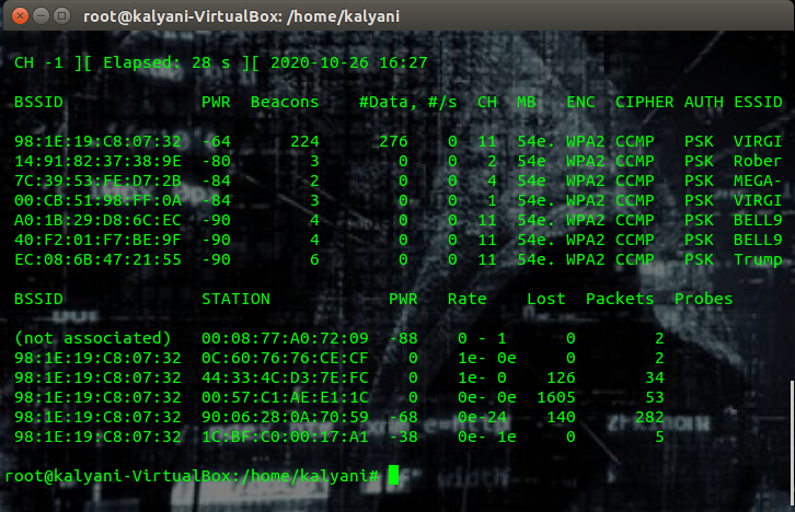 Hacking WPA2 WiFi Networks | The Linux Rain