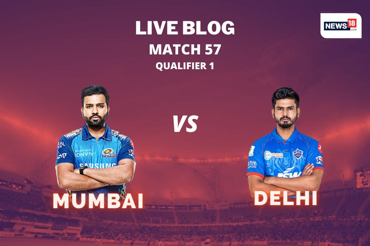 IPL 2020 Highlights, MI vs DC Qualifier 1, Match at Dubai: As it Happened