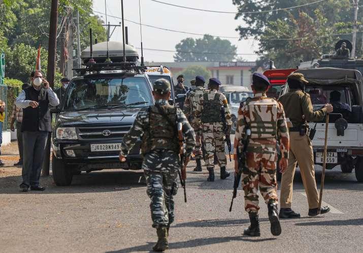Pulwama encounter: 2 LeT militants killed