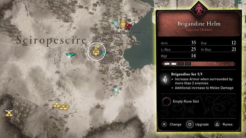 How to Unlock Bear Armor in Assassin's Creed Valhalla (Brigandine Armor)