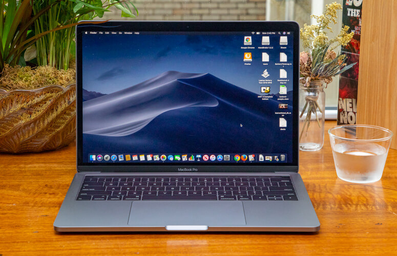 Apple MacBook Pro is the best notebook for the office.