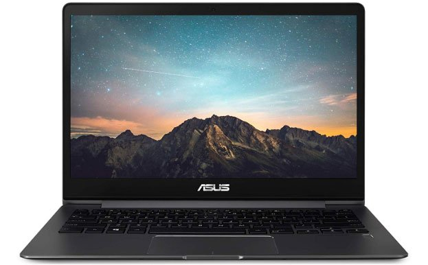ASUS ZenBook 13 is the best laptop for nursing students.