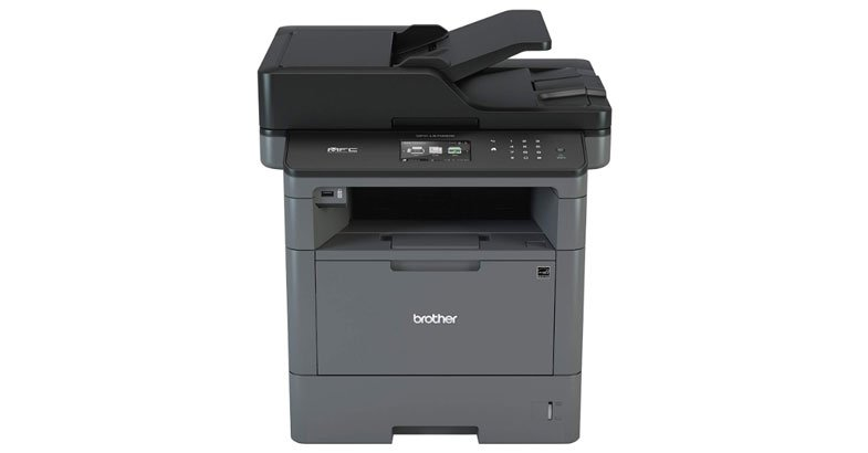 Brother MFC-L5700DW - the best all-in-one black and white laser printer