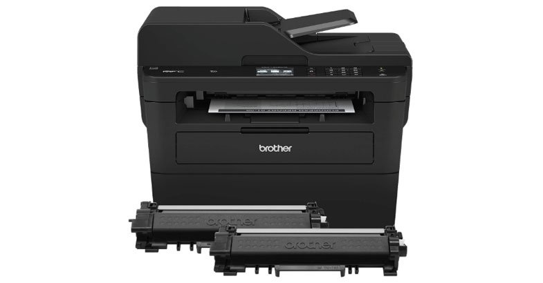 Brother MFC-L5900DW - the best all-in-one black and white laser printer