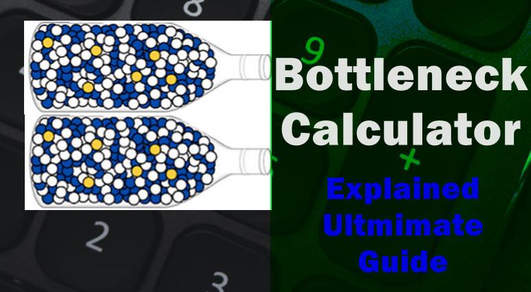 Calculation bottleneck