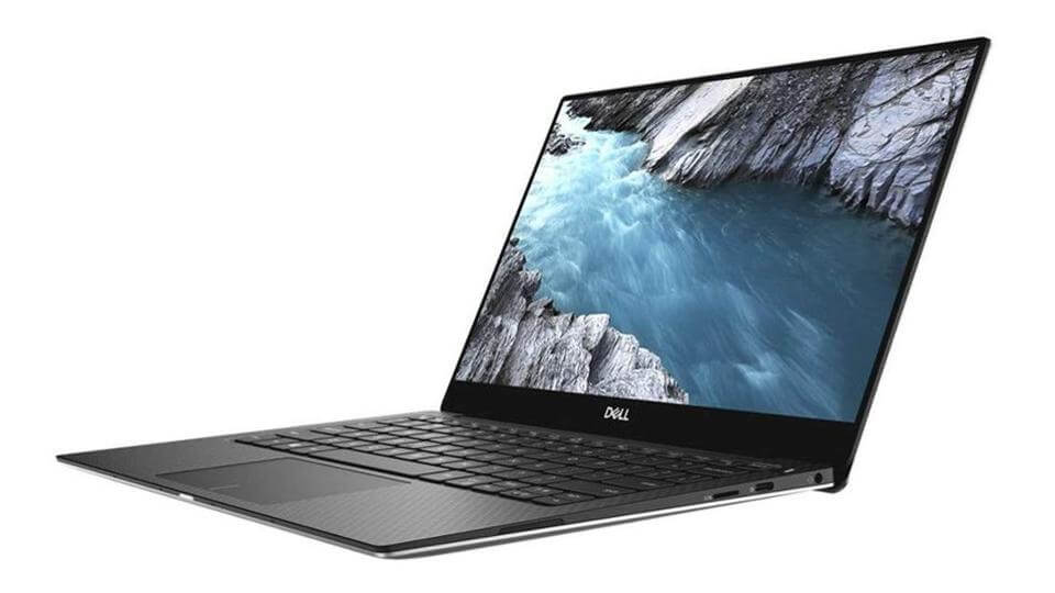 Dell XPS 13 - the best laptops for office work