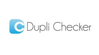 Duplicate checker