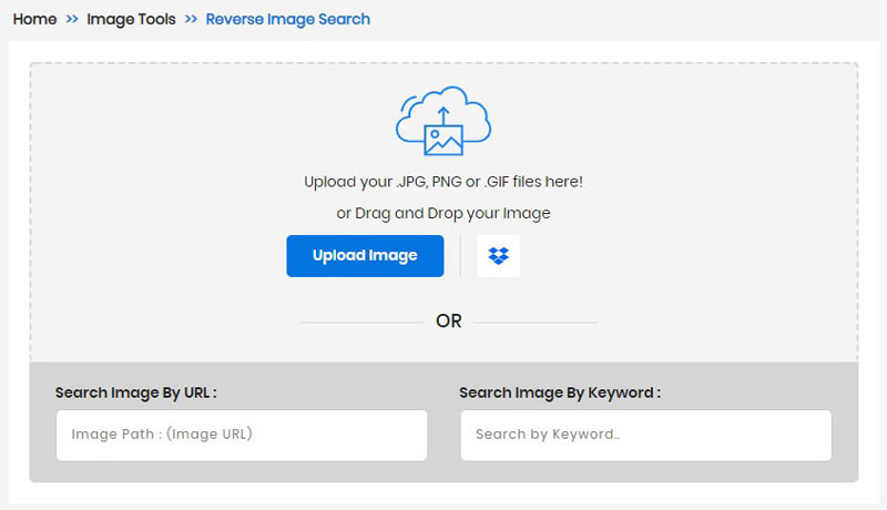 Duplicate photo search tools