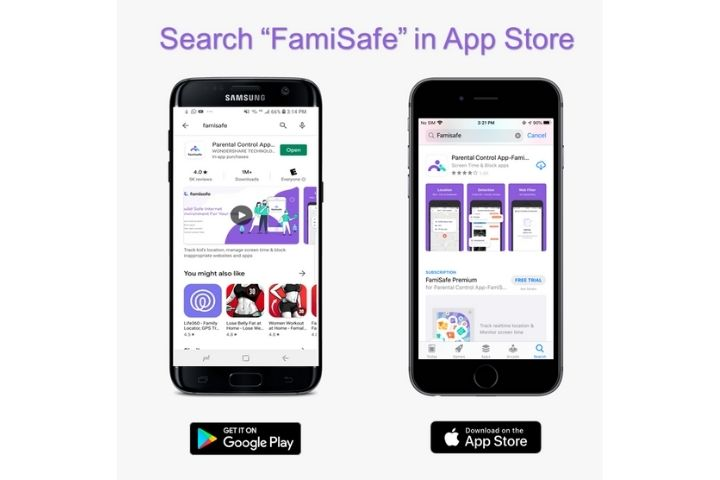 Evaluation of FamiSafe