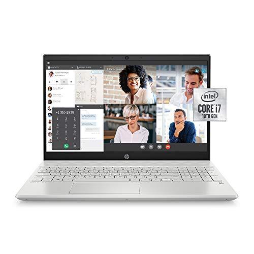 Generation, 16GB RAM, 512GB SSD, Amazon Alexa Voice compatible, Windows 10 Pro (15-cs3019nr, Mineral Silver) (3C586UA#ABA)