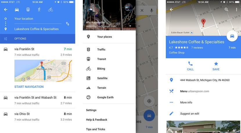 google-maps-best-iphone apps