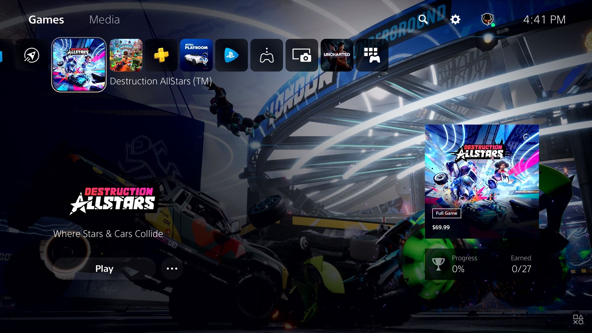 Sony Just Released A Deep Dive Into The PS5 UI