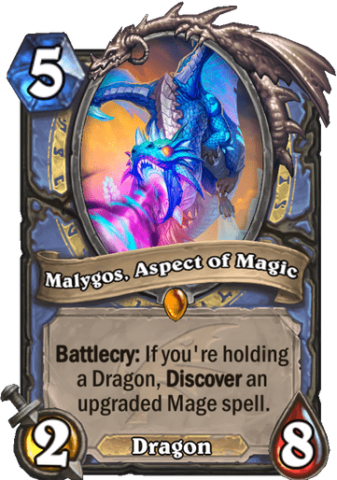 Which cards should you craft first in Hearthstone: Descent of Dragons?