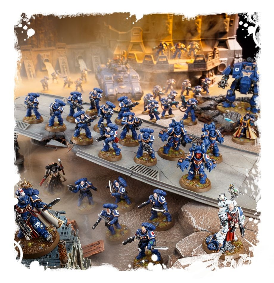 25 Space Marine Facts You Didn't Know