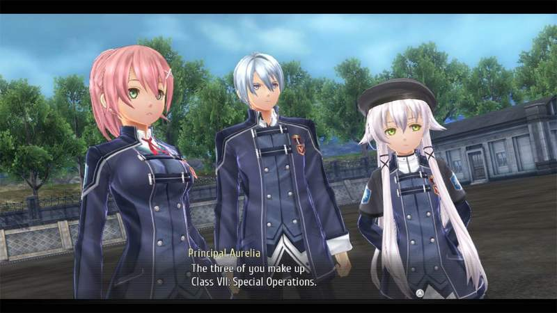 Trails Of Cold Steel III Review –