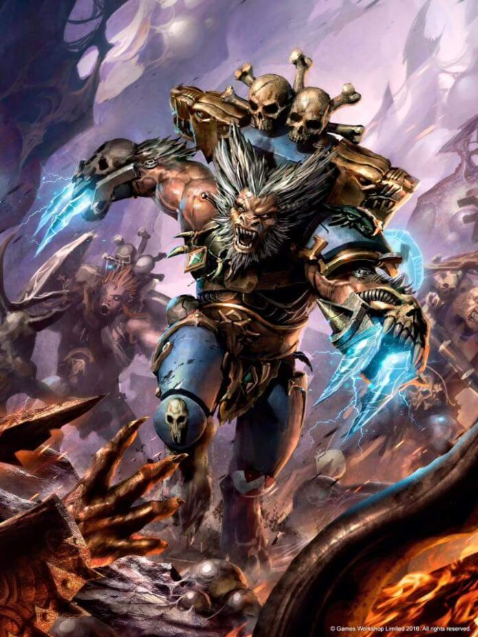 Warhammer 40k Space Wolves Tactics: Are Wulfen Worth It?