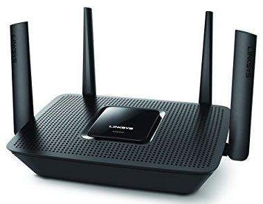 Linksys Tri-Band WiFi long distance router
