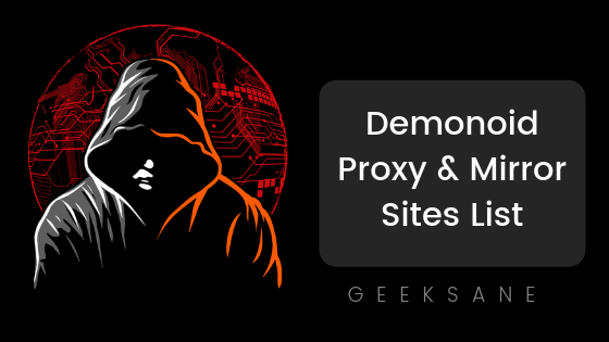 [100% Working] List of Demoind unblocked Mirrors & Proxy