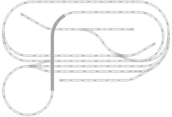 Marclinet train model