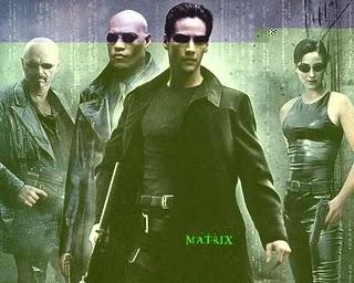 matrix 1 poster