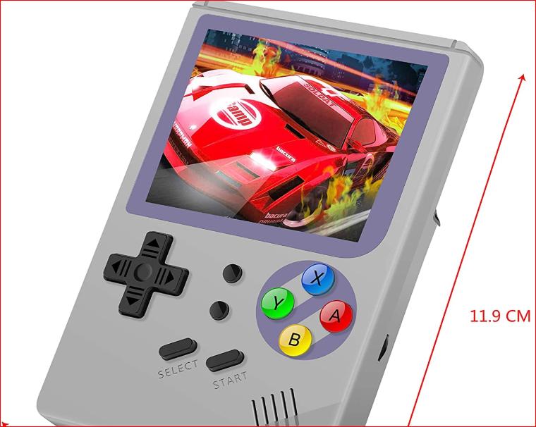 MJKJ portable game console