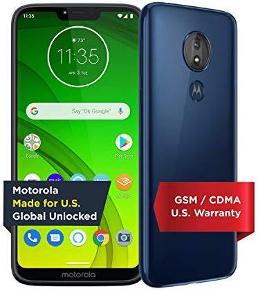 Motorola G7 Performance/Supra Motorcycle