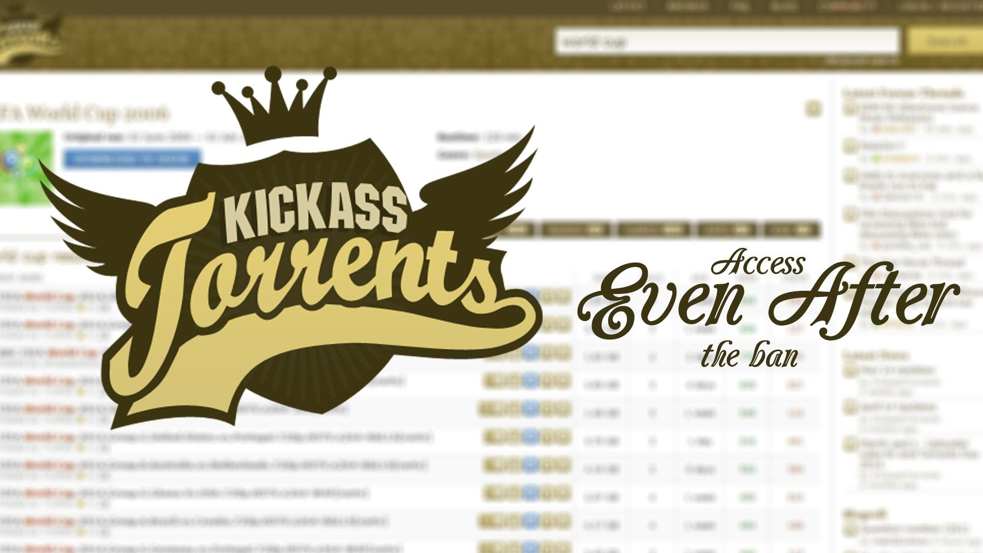 Kickass Proxy: 100% Working – Unblock Kickass Sites in 2020