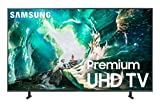 Samsung Flat 49 inch 4K 8 series UHD Smart TV with HDR and Alexa compatibility - Model 2019