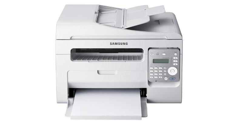 Samsung SCX-3405FW/XAC - the best all-in-one monochrome laser printer