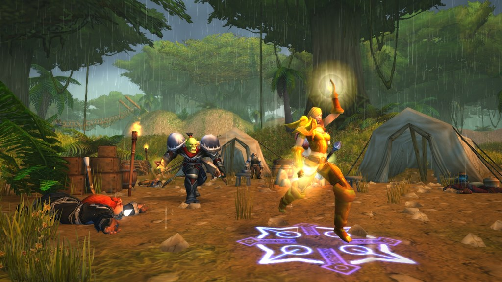 Issues Facing WoW Classic – Time for #SomeChanges?
