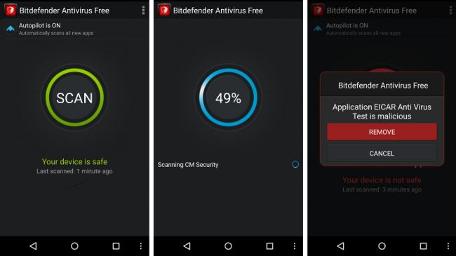 the best free virus protection for Android