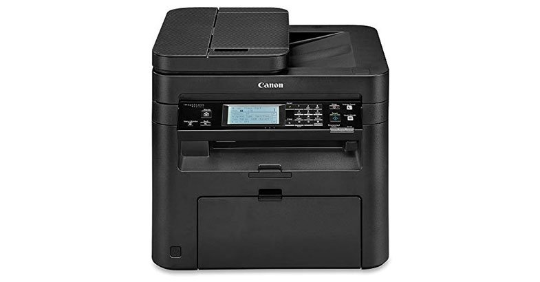 The Canon imageCLASS MF236n is the best black and white laser printer on the market.