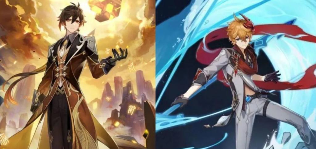 Albedo Genshin Impact, New Playable Character