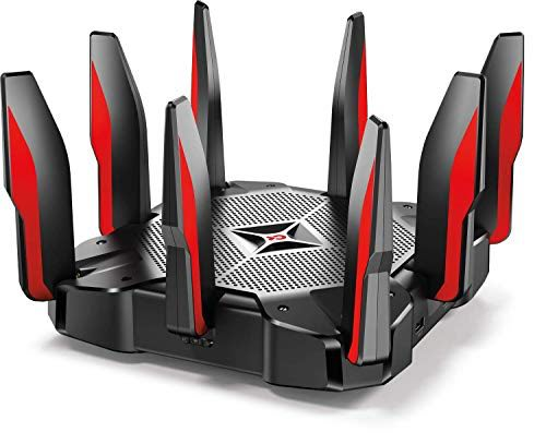 TP-Link AC5400 Tri-Band Wireless Gaming Router with Long Distance