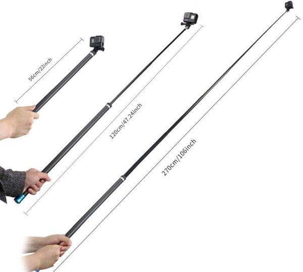 ultra-long stick
