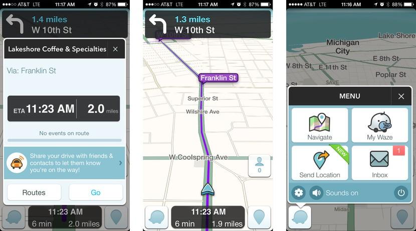 Whaze-iphone-best navigation apps