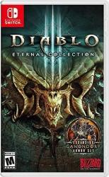 Best multiplayer game Ninyendo Switch - Diablo 3 Eternal Collection (1)