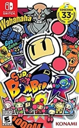 Best multiplayer game on Nintendo Switch - Super Bomberman R