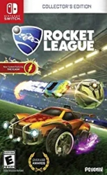 Best multiplayer games at Nintendo Switch - Rocket League Collective Edition.