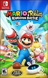 Best multiplayer games Nintendo Switch - Battle of Mario Kingdom + Rabbi Rage