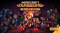 Best Nintendo Switch Multiplayer Game - Minecraft Dungeons Hero Edition