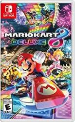Nintendo Switch - Mario Kart 8 Premium multiplayer games for kids