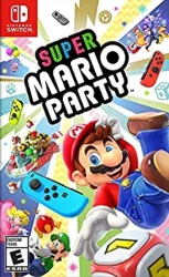 The best multiplayer games at Nintendo Switch - Super Mario Party