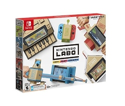 The best multiplayer games from Nintendo Siwch - Nintendo Labo - Variety Kit (1)