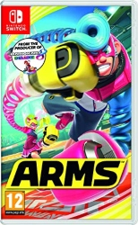 The best multiplayer games on the Nintendo Switch - ARMS (1)