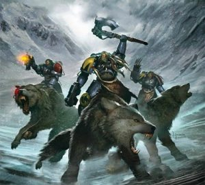 Warhammer 40k 9th Edition Space Wolves Tactics: Space Wolves Codex