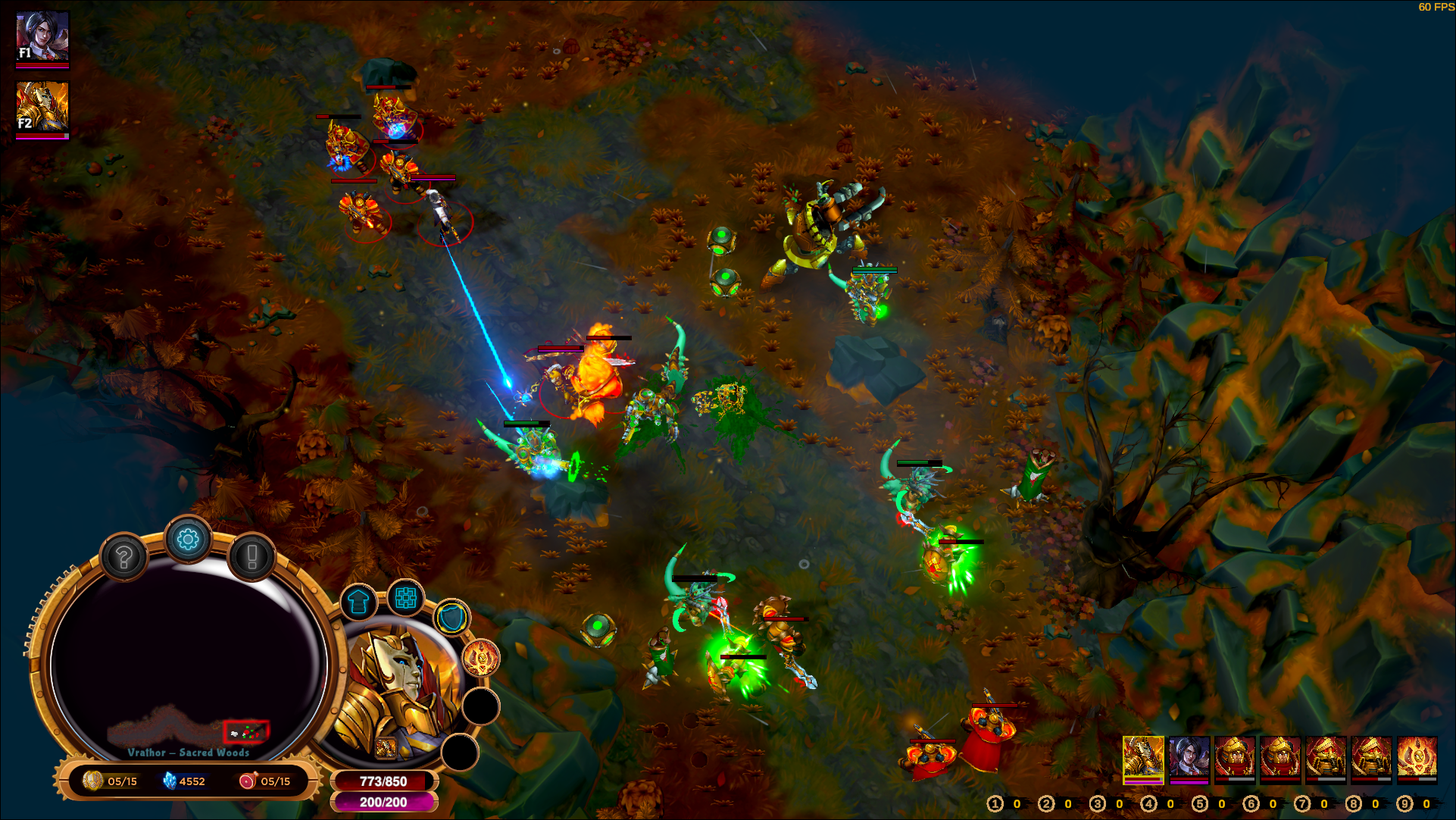 Check out our exclusive Linux demo of the RTS 'Liquidation – Echoes of the Past'