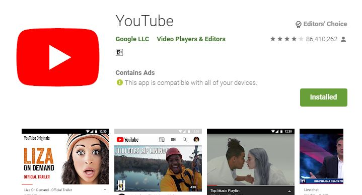 YouTube App Not Working on Samsung TV