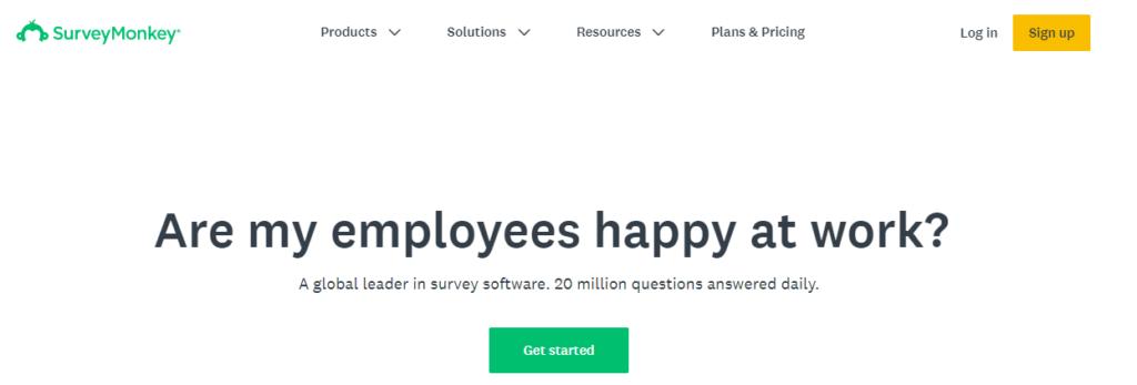 SurveyMonkey - The Best Survey Software